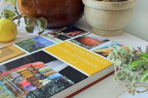 Reedicion de la obra Tintes naturales de la flora asturiana