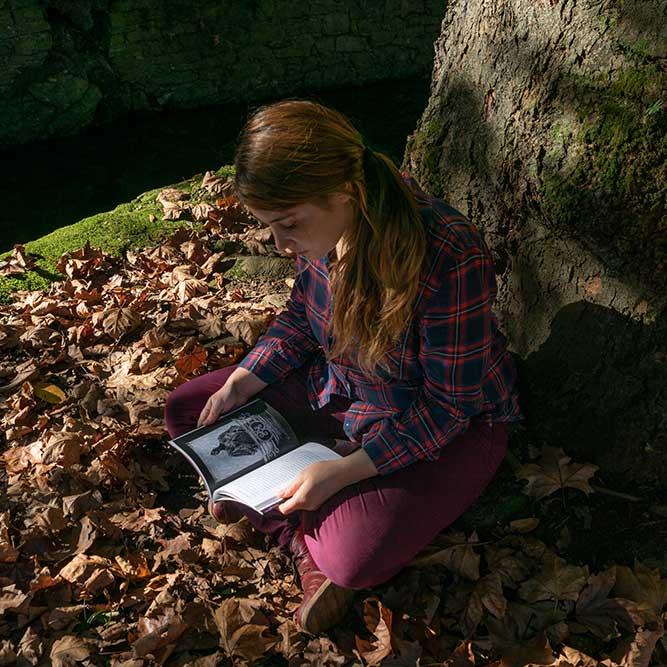 Leticia Rodriguez de Cultivando Textos leyendo texto corregido